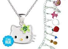 Charm School Girls' Bracelets, Necklaces, & More
