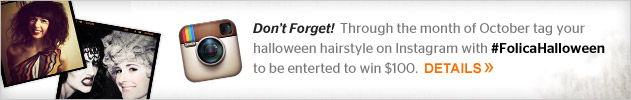 Halloween Instagram Contest