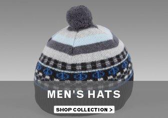 Men's Hats - Shop Collection