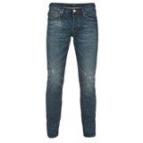 Paul Smith Jeans - Mid Wash Broken Twill Jeans