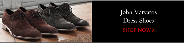 John Varvatos Dress Shoes