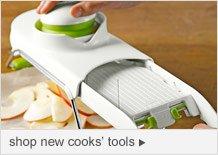 shop new new cooks' tools
