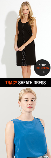 Shop Tracy Sheath Dress