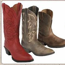 $100-$199 Boots