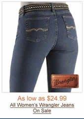 Wrangler Womens Jeans