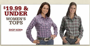 $19.99 Womens Shirts