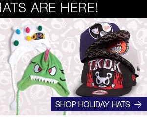 Check out our Holiday Hats