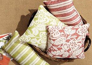 Dakota Decorative Pillows