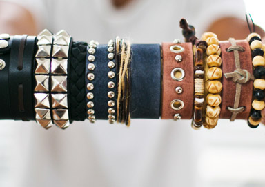 Shop Wood, Leather & Metal Jewelry