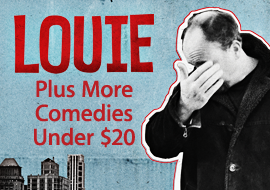 Louie - Plus More Comedies Under $20