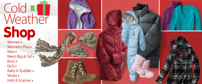 Cold weather essentials