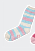 Striped Cosy Sock