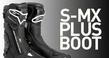 Alpinestars S-MX Plus Boot