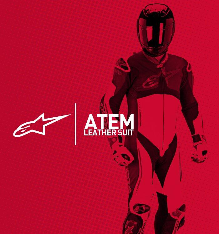 Alpinestars ATEM Leather Suit