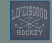 LIG Hockey on True Blue