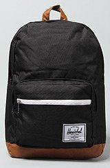 The Pop Quiz Backpack in Black
