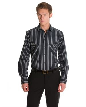 Dolce & Gabbana 2012 FW Cotton Striped Men's Shirt Made In Italy $99