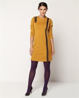 Insight Zipper Accented Dress $59