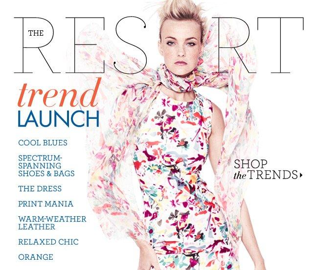 Resort Trend Launch
