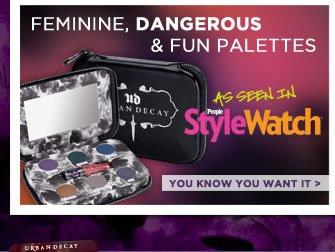 Feminine, Dangerous & Fun Palettes As Seen In People StyleWatch