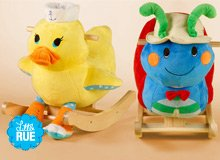 Ready. Set. Toys Rockabye Rockers & Bouncers
