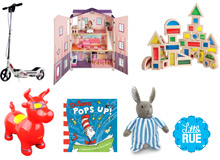 Ready. Set. Toys The Playroom's Greatest Hits