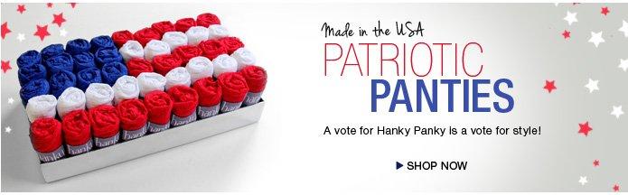 Shop Hanky Panky