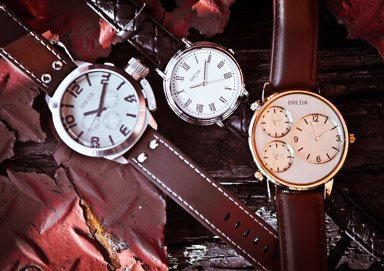 Shop The Classic Timepiece by Breda