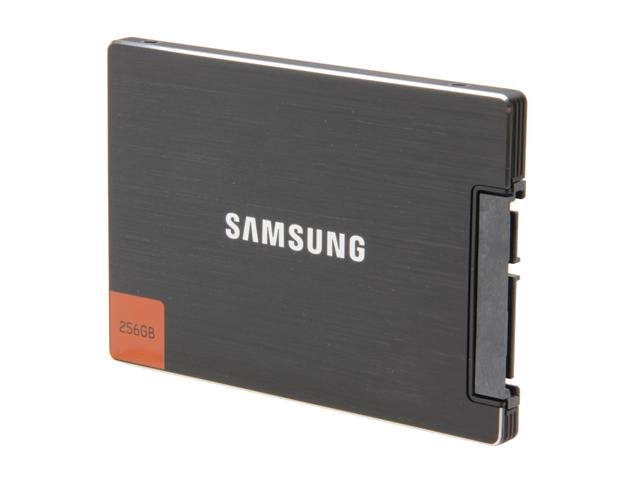 SAMSUNG 830 Series MZ-7PC256N/AM 2.5 Inch 256GB SATA III MLC Internal Solid State Drive (SSD) Notebook Upgrade Kit