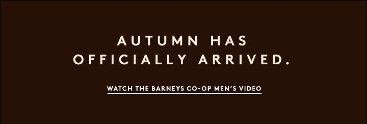 Shop the XO Exclusively Ours collection in our men's fall CO-OP video.