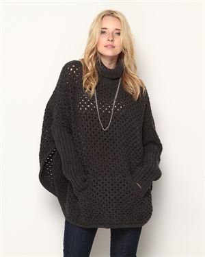 See by Chloe Virgin Wool Knit Sweater - Made In Italy $185