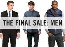 THE FINAL SALE: MEN