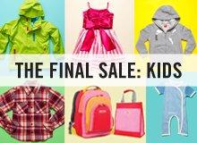 THE FINAL SALE: KIDS