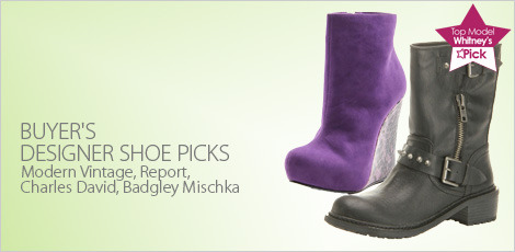 Buyer's Designer Shoe Picks