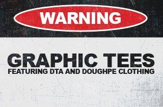Warning: Graphic Tee