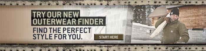 Outerwear Finder