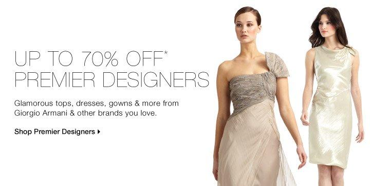 Shop Premier Designers