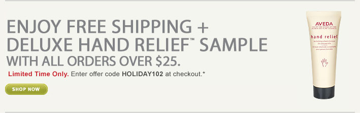 Get FREE Standard Shipping +  Free hand relief™  sample with all orders over $25. shop now