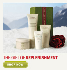 the gift of replenishment. shop  now