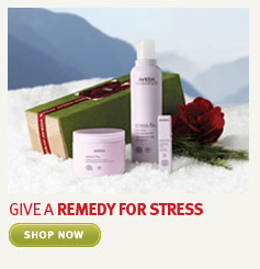 give a remedy for stress. shop  now
