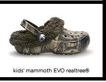 kids' mammoth EVO realtree®