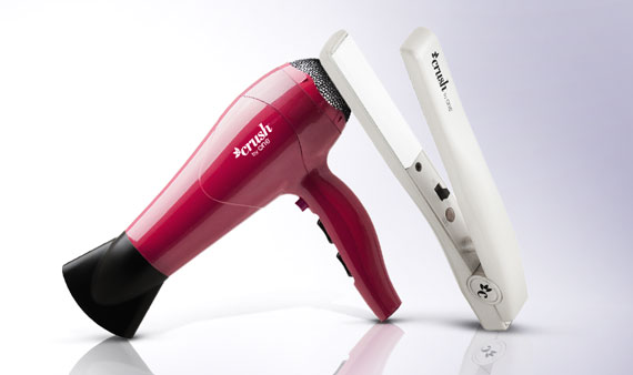 Crush Styling Tools   - Visit Event