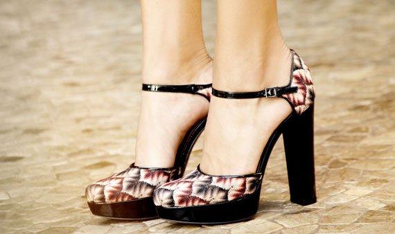 Missoni Shoes  - Visit Event