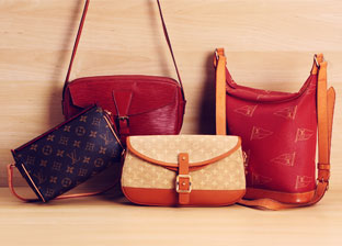 Louis Vuitton Handbags from $219