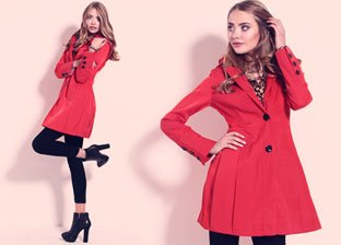 Winter Coats featuring Guess & more