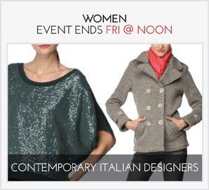 CONTEMPORARY ITALIAN DESIGNERS