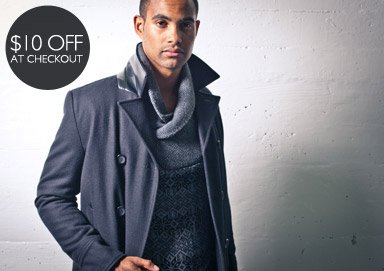 Shop Warm Up to our Best Coats & Jackets