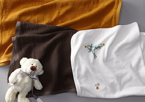 Nursery Bedding Collection by Coyuchi