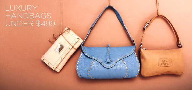 Luxury Handbags under $499: Tod's, Longchamp, Lanvin and more