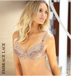 Wacoal: Embrace Lace Underwire Bra  style=